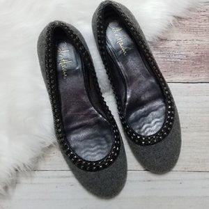 Cole Haan Studded flats
